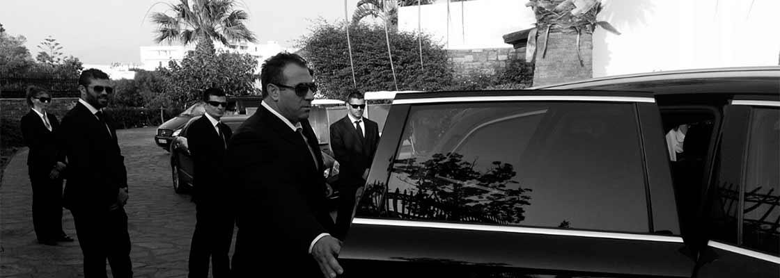 Bodyguard Ibiza